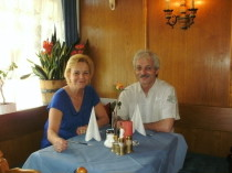 Marlene Innsbruck, Harald Innsbruck, Familie Virger Stube